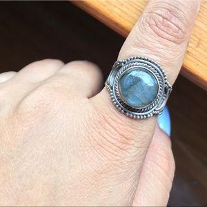 Vintage Labradorite Ring